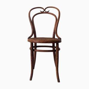 Chaise 34 par Jacob & Josef Kohn pour Thonet, 1880s