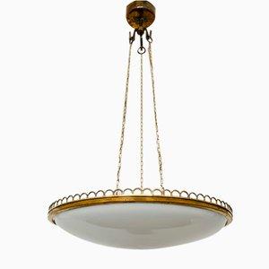 Art Deco Deckenlampe, 1930er