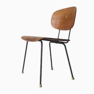 Stuhl von Wim Rietveld für Gispen, 1952