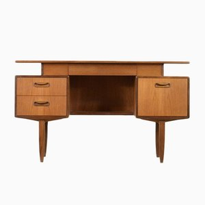 Mid-Century Danish Teak Desk by Ib Kofod Larsen for G-Plan, 1960s
