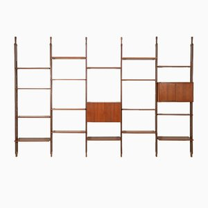 Large Giraffa Room Divider Bookshelf by Paolo Tilche, Italy, 1960s