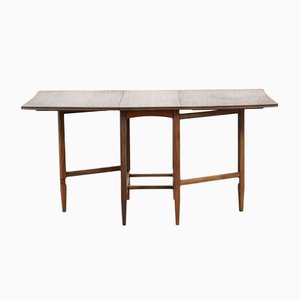 Mid-Century Teak Drop-Leaf Dining Table by Richard Hornby for Heals, 1960s