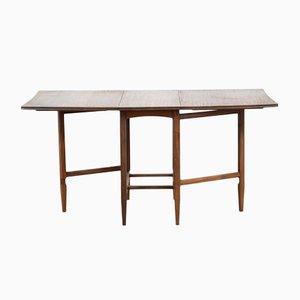 Tavolo da pranzo Mid-Century allungabile in teak di Richard Hornby per Heals, anni '60