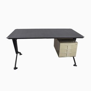 Arco Desk by BBPR for Olivetti, Italy, 1960s