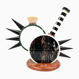 Sholapur Skulptur Vase von Michele De Lucchi für Up & Up, Italien, 1985