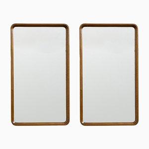 Specchi di Gustavo Pulitzer per Motonava Augustus, set di 2