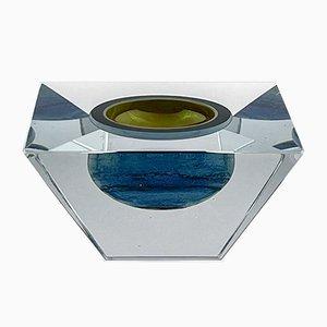 Model 3101 Crystal-Glass Art-Object by Oiva Toikka for Nuutajärvi-Nottsjö, Finland, 1990s