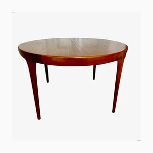 Danish Dining Table from Faarup Møbelfabrik