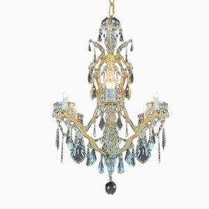 Maria Theresa Chandelier in Crystal, 1950s
