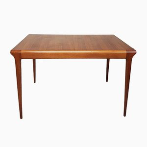 Mid-Century Danish Extendable Dining Table from McIntosh