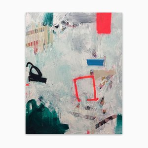 Mount Kimbie, abstrakte Malerei, 2021