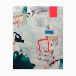Mount Kimbie, Pintura abstracta, 2021