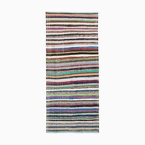 Multicolor Anatolian Kilim Rug