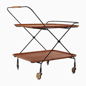 Swedish Serving Trolley from Ary Nybro