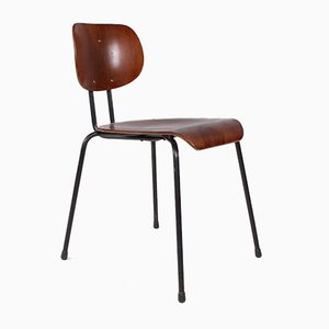 Side Chair by Willy Van Der Meeren for Tubax