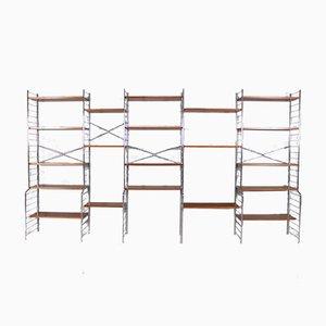 Large Modular Wall-Unit Shelf from WHB