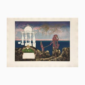 L'art Oscar des Heures, 18 Uhr, Roberto Matta, 1975