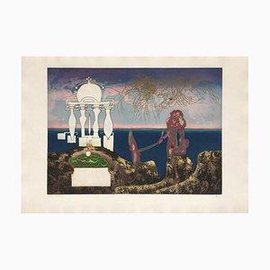 L'art oscur des heures, 6 PM, Roberto Matta, 1975