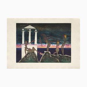 L'art Oscar des Heures, 22 Uhr, Roberto Matta, 1975
