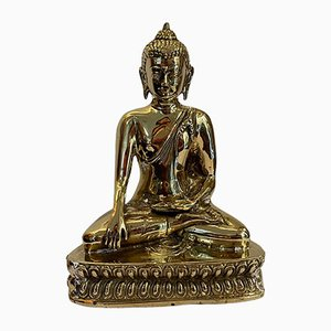 Statue des goldenen Buddha, 1980er