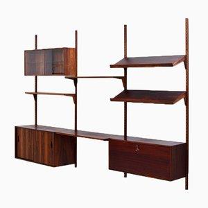 Mueble de pared de palisandro de Nils Jonsson para Hugo Troeds