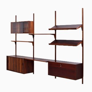 Rosewood Wall Unit by Nils Jonsson for Hugo Troeds