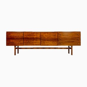 Großes Palisander Sideboard von Musterring International, 1960er