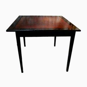 Tavolo pieghevole in stile cinese
