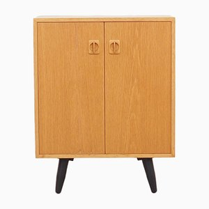 Danish Ash Cabinet from Domino Møbler, 1960s