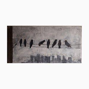 City Birds by Anita Amani Dorp