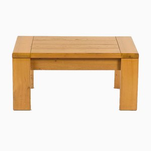 Les Arcs 1800 Coffee Table by Charlotte Perriand