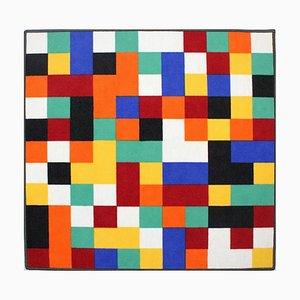 1024 Farben in Rahmen von Gerhard Richter