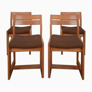 Stühle von Maison Regain, 4er Set