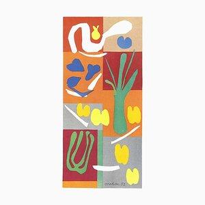 Vegetables de Henri Matisse