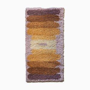 Teppich mit braunen Linien von Desso