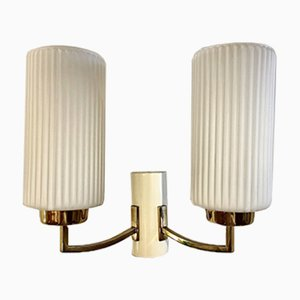Wall Sconces, France 1950s, Set of 2