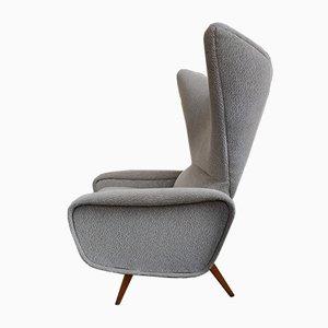 Armlehnstühle im Stil von Marco Zanuso, 1960er, 2er Set
