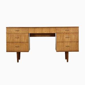Teak Schreibtisch von Frank Guille für Austinsuite, 1960er