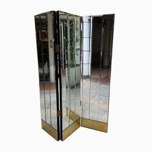 Biombo de espejo, década de 2000