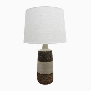 Dänische Sandstein Lampe von Søholm