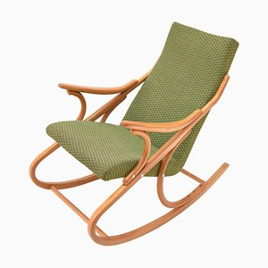 Mid-Century Rocking Chair from TON, 1970s