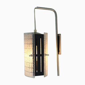 Glass Lamp, Czechoslovakia, 1960s