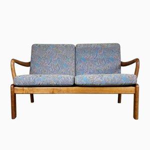 Dänisches Teak Sofa von L. Olsen & Søn, 1960er