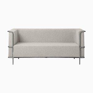 Beige Modernistisches 2-Sitzer Sofa von Kristina Dam Studio