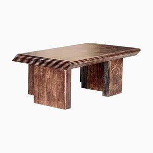Poggiapiedi Mini in legno di Goons