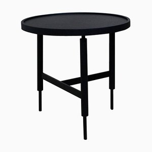 Mesa auxiliar Collin en negro de Collector