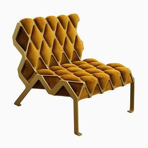 Goldener Matrice Stuhl von Plumbum