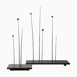 Fiori Sculptures by Antrei Hartikainen, Set of 2