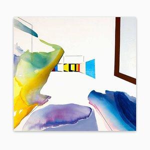 Room, Pittura sull'espressionismo astratto, 2013