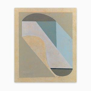 Turning Point III, Abstraktes Gemälde, 2018